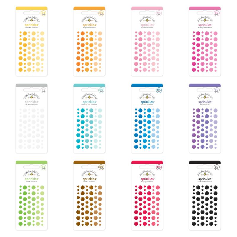 Sprinkles dots